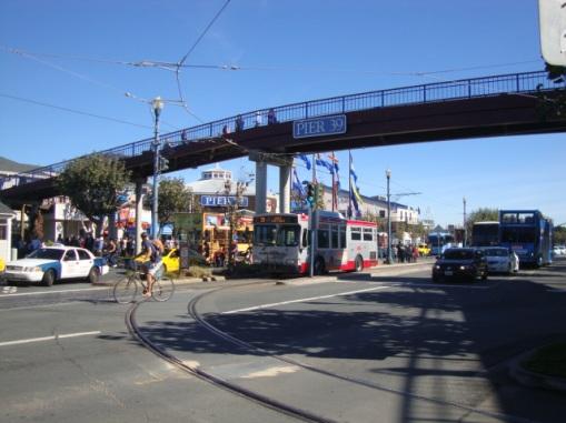 3134 11 dia San Francisco - Pier 39