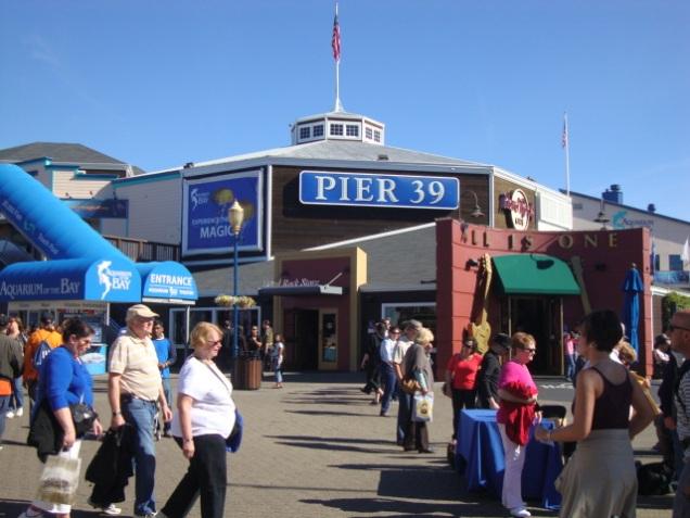 3144 11 dia San Francisco - Pier 39