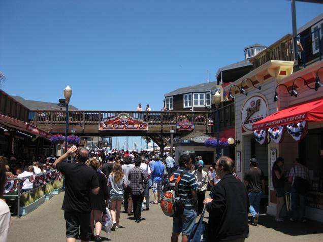 3150 11 dia San Francisco - Pier 39