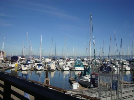 3156 11 dia San Francisco - Pier 39