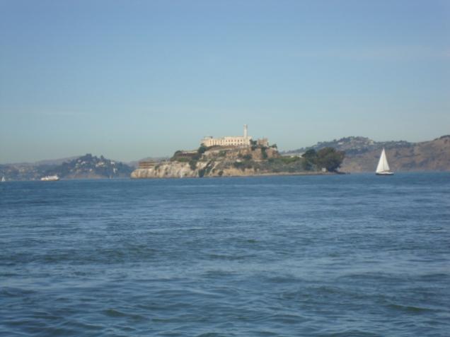 3170 11 dia San Francisco - Pier 39 (vista da ex-prisão Alcatraz)