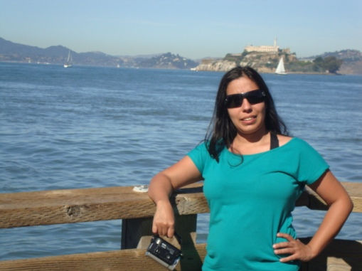 3174 11 dia San Francisco - Pier 39 (vista da ex-prisão Alcatraz)