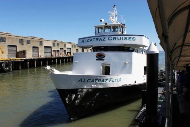 3191 11 dia San Francisco - Pier 41 (Alcatraz Cruise)
