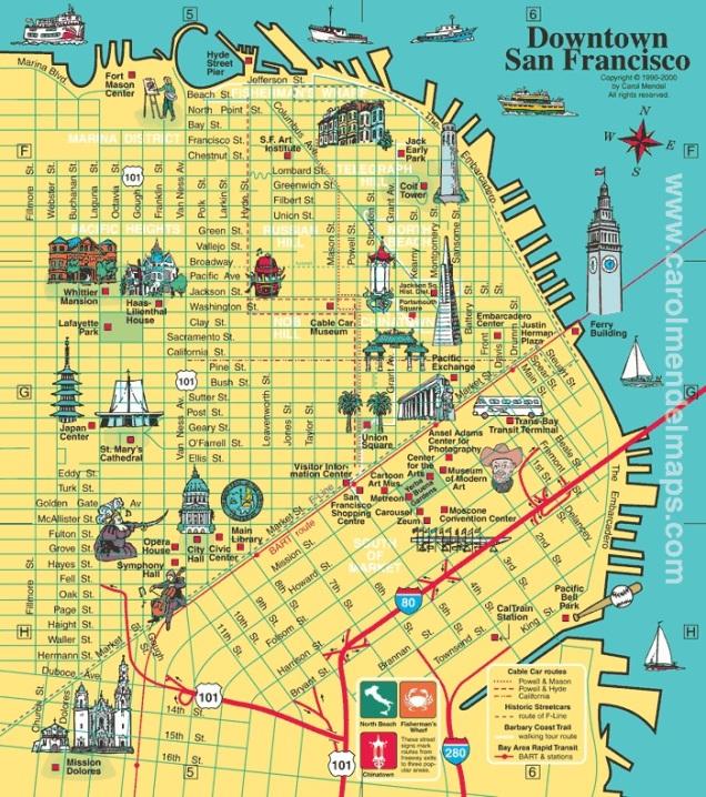3204 11 dia San Franscisco Downtown