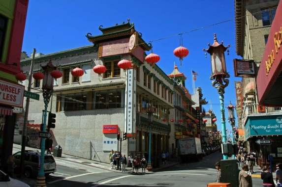 3250 11 dia San Francisco Chinatown