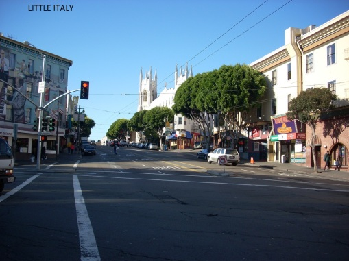 3273 11 dia San Francisco Little Italy