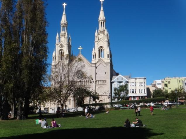 3282 11 dia San Francisco Saints Peter and Paul Church