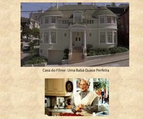 3334 11 dia San Francisco casa do Filme Uma Babá Quase Perfeita