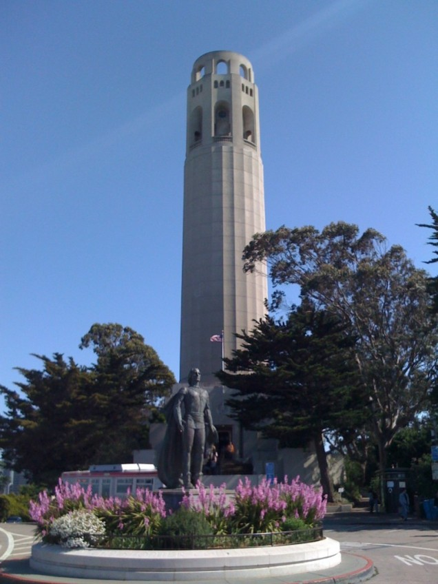 3366 11 dia San Francisco Coit Tower