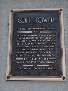3370 11 dia San Francisco Coit Tower