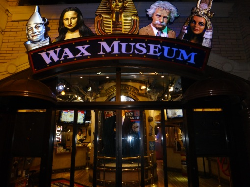 3425 11 dia San Francisco - Wax Museum