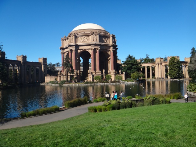 3559 12 dia San Francisco - Palace of Fine Arts