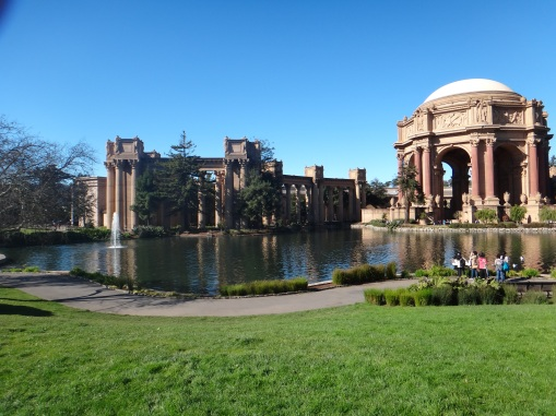 3560 12 dia San Francisco - Palace of Fine Arts