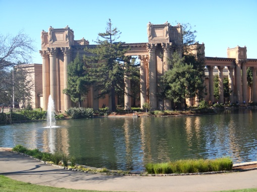 3561 12 dia San Francisco - Palace of Fine Arts