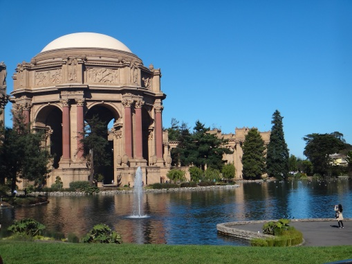 3562 12 dia San Francisco - Palace of Fine Arts