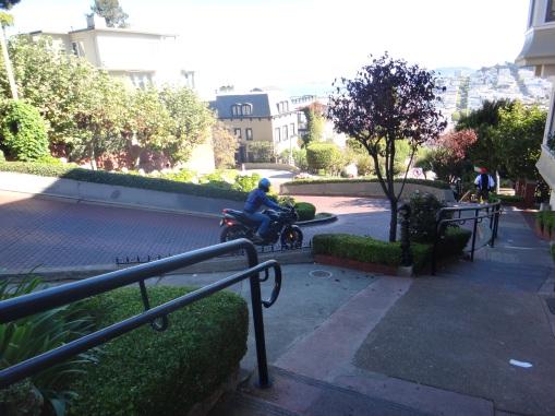 3573 12 dia San Francisco - Lombard Street