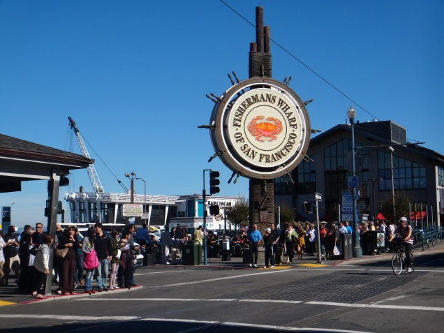 3594 12 dia San Francisco - Fishersman Wharf