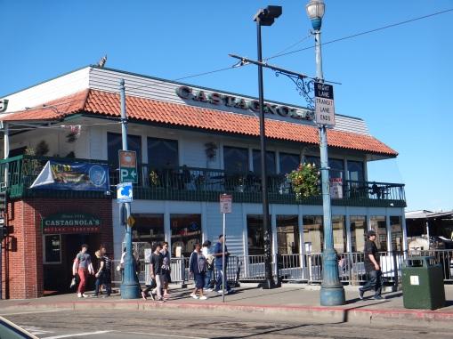 3596 12 dia San Francisco - Castagnola's