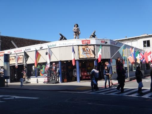 3601 12 dia San Francisco - Fishersman Wharf