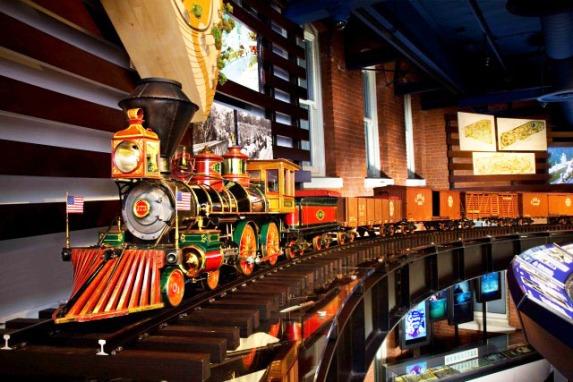 3609 12 dia San Francisco - Walt Disney Museum
