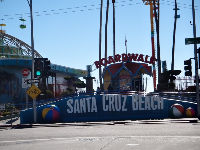 3663 13 dia - Santa Cruz Beach Boardwalk