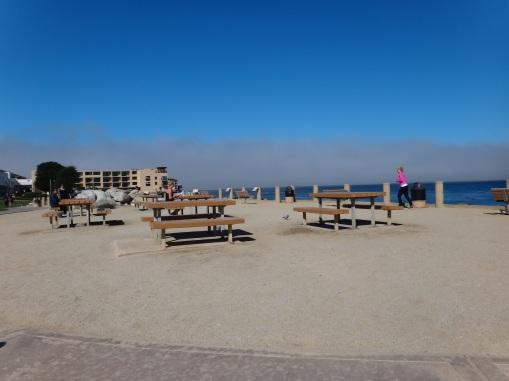 3692 13 dia - Cidade de Monterey San Carlos Beach