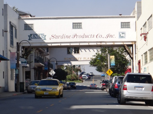 3694 13 dia - Cidade de Monterey Cannery Row