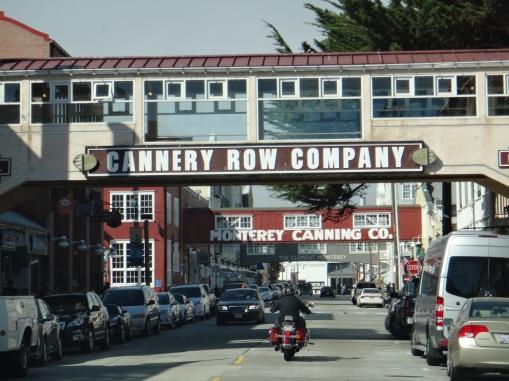 3695 13 dia - Cidade de Monterey Cannery Row