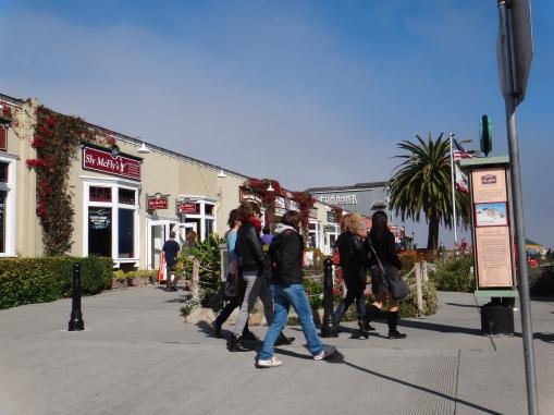 3696 13 dia - Cidade de Monterey Cannery Row