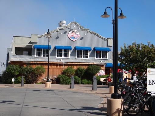 3698 13 dia - Cidade de Monterey Cannery Row