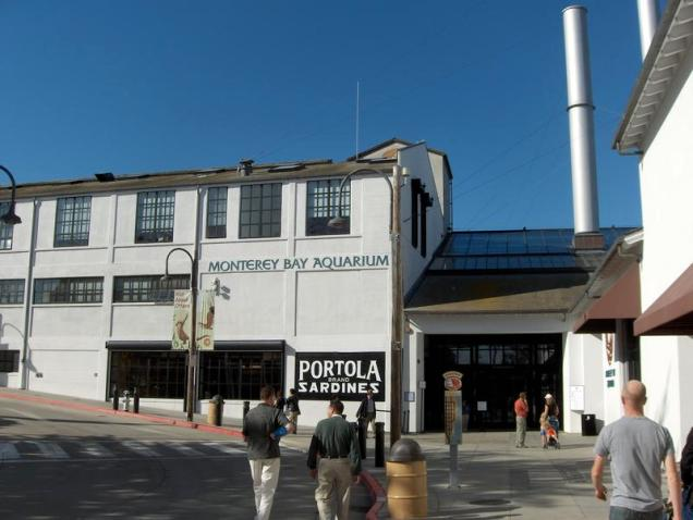 3699 Monterey - Old Fishermans Wharf