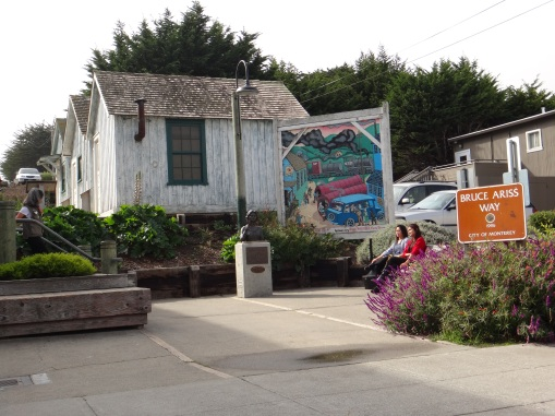 3700 13 dia - Cidade de Monterey Cannery Row