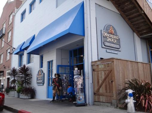 3701 13 dia - Cidade de Monterey Cannery Row