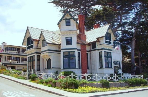 3706 13 dia - Cidade de Monterey House