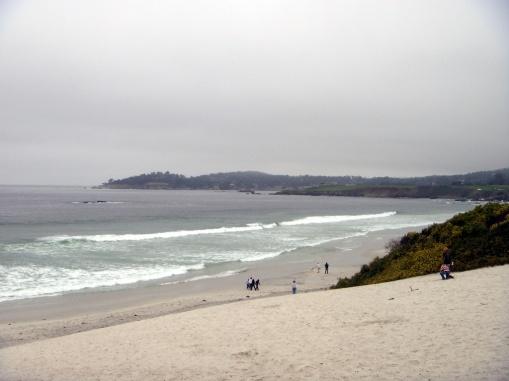 3736 13 dia - Carmel River State Beach