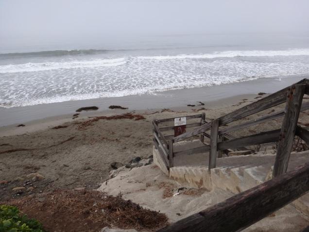 3836 14 dia - San Simeon Beach
