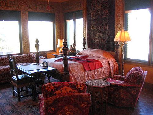 3864 14 dia - San Simeon Hearst Castle quarto