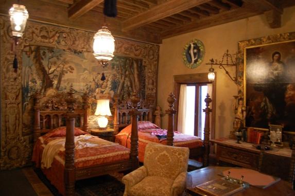3866 14 dia - San Simeon Hearst Castle quarto