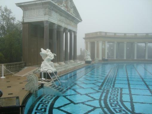 3874 14 dia - San Simeon Hearst Castle Neptume Pool