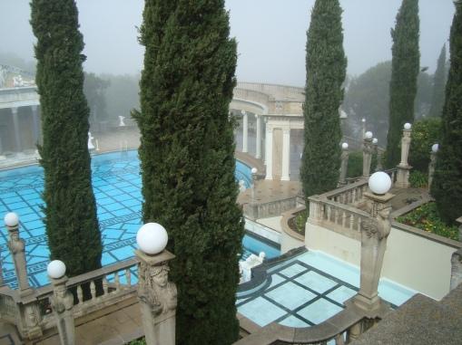 3875 14 dia - San Simeon Hearst Castle Neptume Pool
