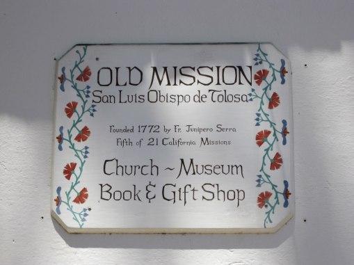 3916 14 dia - San Luis Obispo Mission