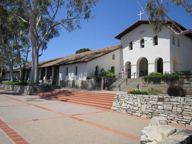 3917 14 dia - San Luis Obispo Mission