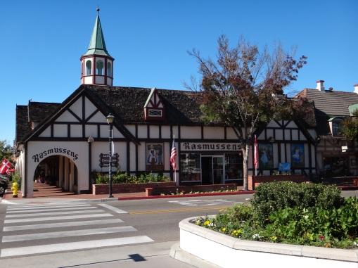 3969 14 dia - Condado de Santa Bárbara - Solvang
