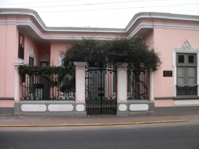 100a Miraflores Casa Ricardo Palma