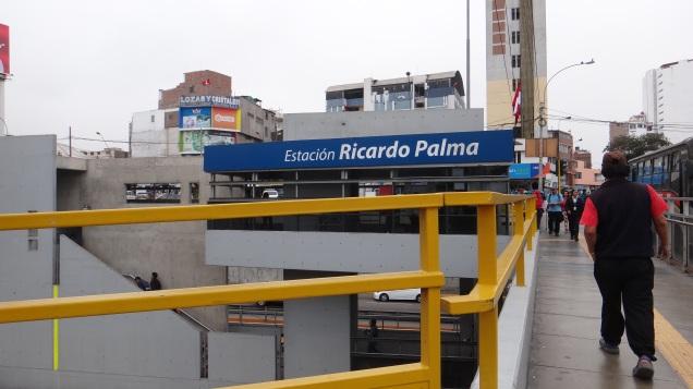 154 2º dia Estación Ricardo Palma