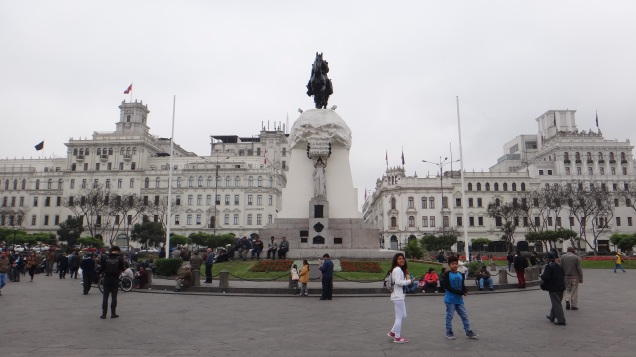 167 2º dia Plaza San Martin
