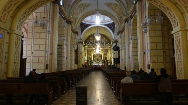 185 2º dia Iglesia de La Merdedes