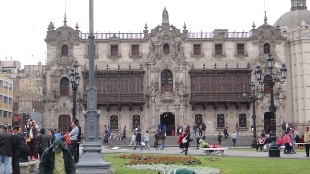 197 2º dia Plaza Mayor - Palácio Episcopal