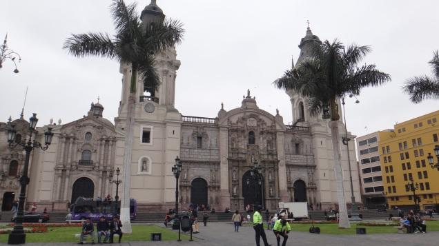 199 2º dia Plaza Mayor Catedral