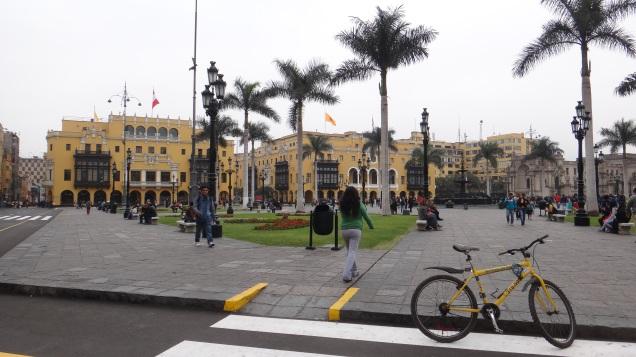 208 2º dia Plaza Mayor Palacio Municipal e Palacio de La Union